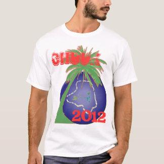 Chuuk Lagoon 2012 T-Shirt