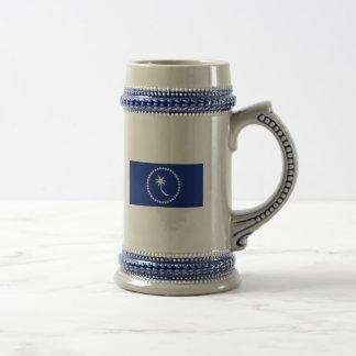 Chuuk, Mongolia Coffee Mug