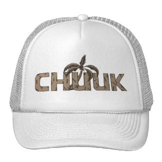 Chuukese Hat Hat