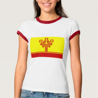 Chuvash Republic Flag T-Shirt