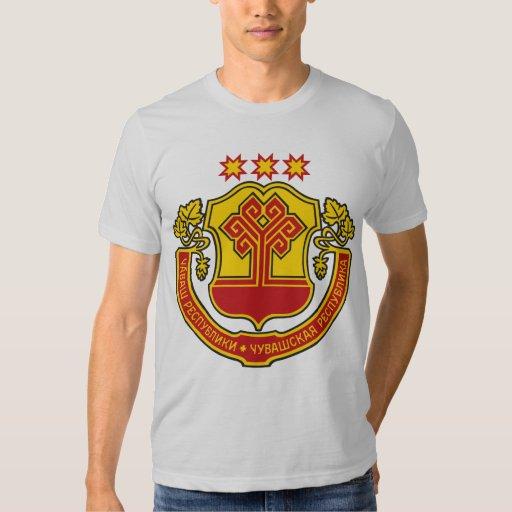 Chuvashia Coat of Arms T-shirt