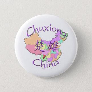 Chuxiong China Pinback Button