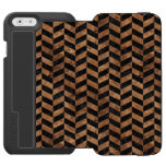 CHV1 BK-MRBL BR-STONE iPhone 6/6S WALLET CASE