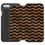 CHV3 BK-MRBL BR-STONE iPhone 6/6S WALLET CASE