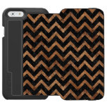 CHV9 BK-MRBL BR-STONE iPhone 6/6S WALLET CASE