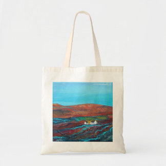 Chysauster, Cornwall Canvas Bags
