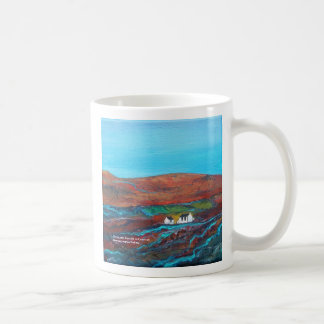Chysauster, Penwith in Cornwall Classic White Coffee Mug
