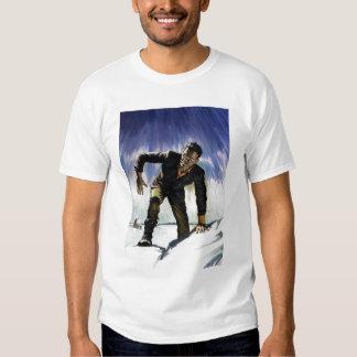 """Ci: Camiseta de """"Frankenstein"""" Polera"""