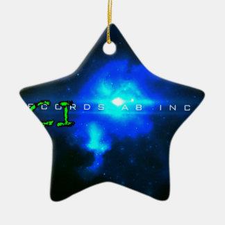 CI The VCVH Records AB .Indie Music LLC.jpg Ceramic Ornament