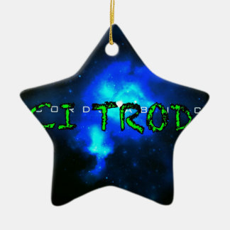 CI Trod CI Trod The VCVH Records AB .Indie Music L Ceramic Ornament