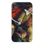 CI: Won By The Sword iPhone Case Covers For iPhone 4
