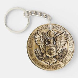 CIA award Keychain