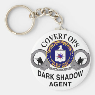 CIA-covert-ops_v118_400x Basic Round Button Keychain