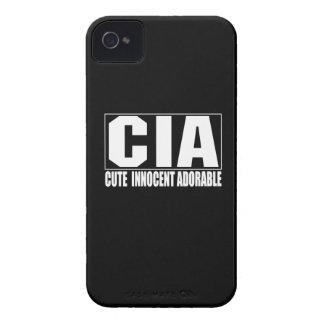 CIA Cute Innocent Adorable Blackberry Bold Case