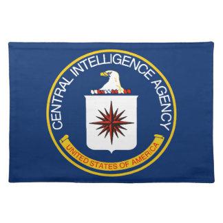 CIA Flag Cloth Placemat