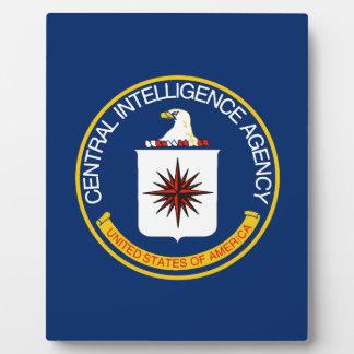 CIA Flag Plaque