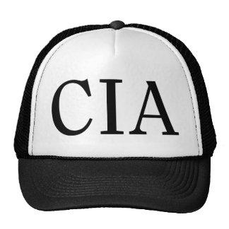 CIA TRUCKER HAT