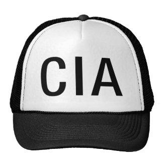 CIA Initials / Letters Hats