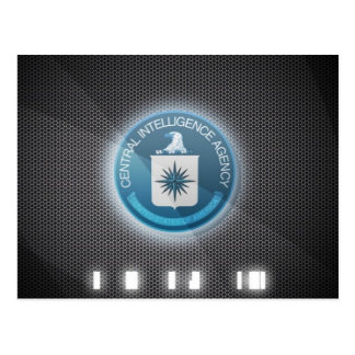 cia LOGO - show your support! Postcard