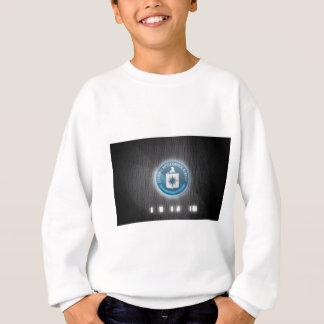 cia LOGO - show your support! Sweatshirt