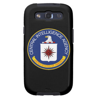 CIA Samsung Galaxy S Case Samsung Galaxy SIII Cases