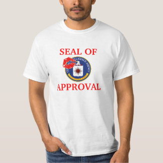 CIA - Seal of Approval T-Shirt