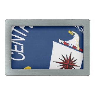 CIA Shield Belt Buckle