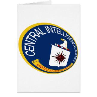 CIA Shield Card