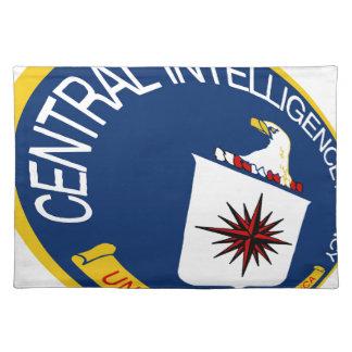 CIA Shield Cloth Placemat
