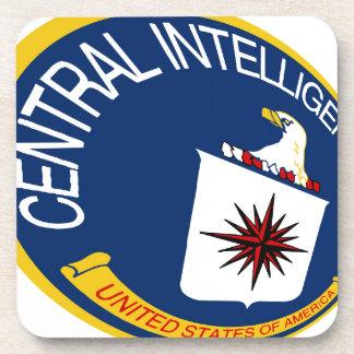 CIA Shield Coaster