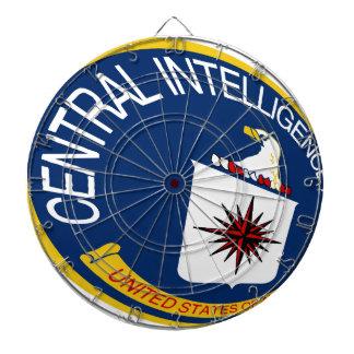 CIA Shield Dart Board