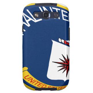 CIA Shield Galaxy S3 Cover
