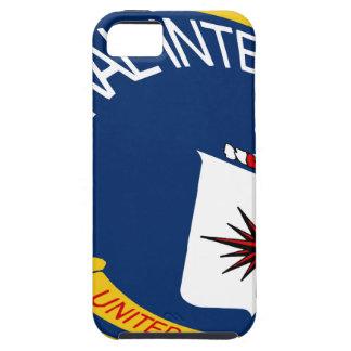 CIA Shield iPhone SE/5/5s Case