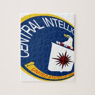 CIA Shield Jigsaw Puzzle