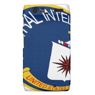 CIA Shield Motorola Droid RAZR Cover