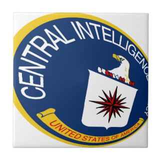 CIA Shield Tile