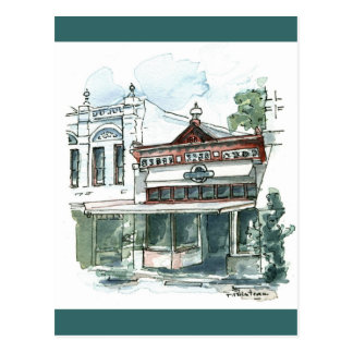 Cianfrani Cafe Postcard
