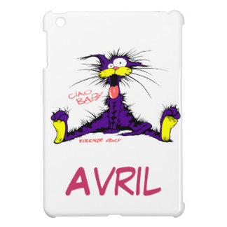 Ciao Baby Crazy Cat Covers For iPad Mini