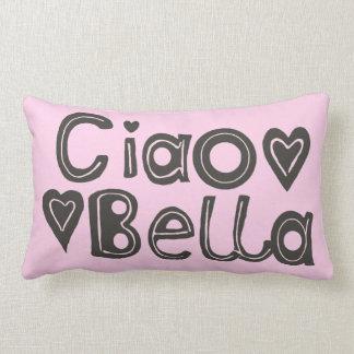 Ciao Bella Light Pink Lumbar Pillow
