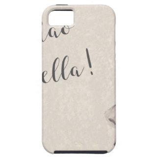 Ciao Bella Original Watercolor iPhone SE/5/5s Case