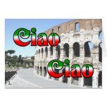 Ciao Ciao Felicitacion