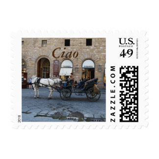 Ciao Hello Goodbye from Italy Postage