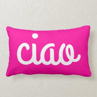 CIAO - Italian - Customize It - Throw Pillows