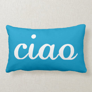 CIAO - Italiano - modifiqúelo para requisitos part Cojín