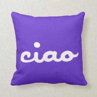 CIAO - Italiano - modifiqúelo para requisitos part Cojines