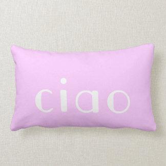 CIAO - Italiano - modifiqúelo para requisitos part Almohadas