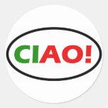 Ciao! Sticker