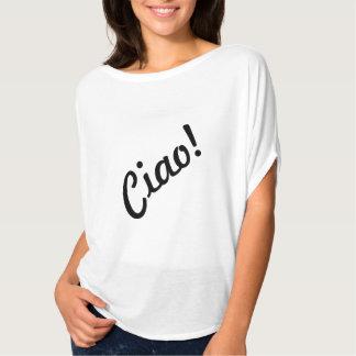 ¡Ciao! Top para mujer del estilo de lengua
