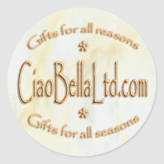 CiaoBellaLtd.com Stickers
