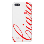 Ciara - beautiful iPhone 5 Savvy Case Cases For iPhone 5